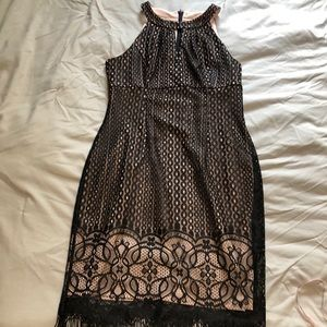 1920's inspired lace dress